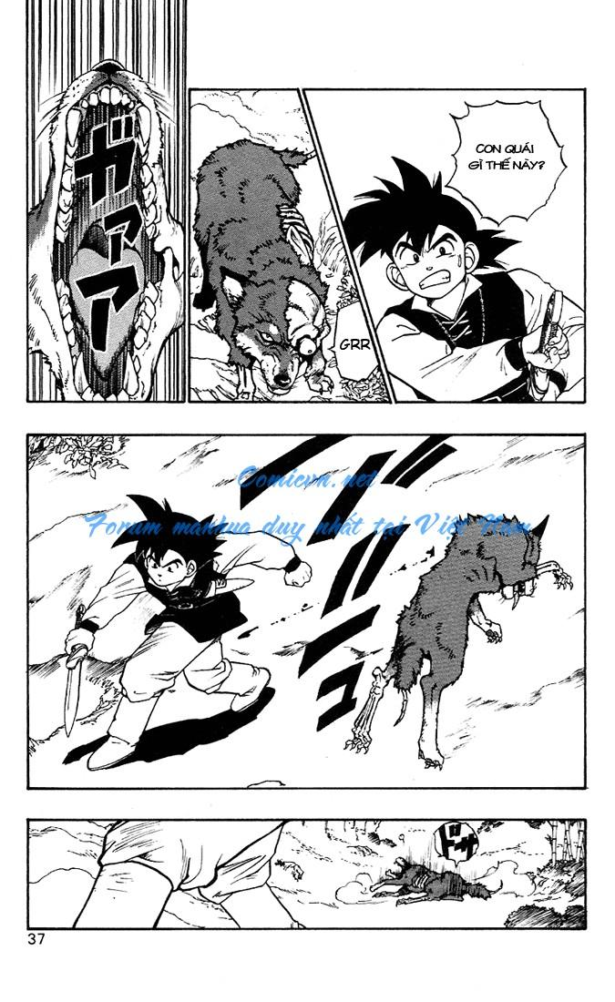 Dragon Quest: Emblem of Roto chapter 4 trang 65