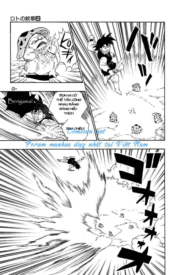 Dragon Quest: Emblem of Roto chapter 4 trang 69