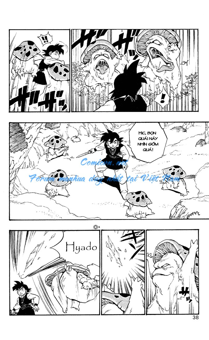 Dragon Quest: Emblem of Roto chapter 4 trang 67