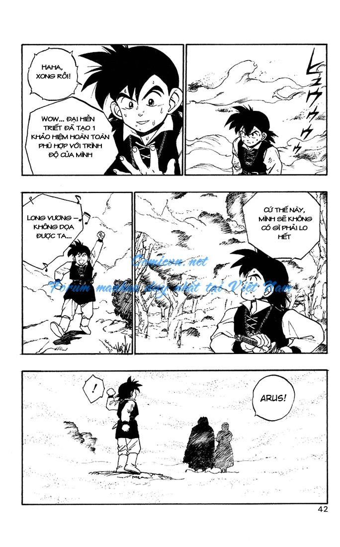 Dragon Quest: Emblem of Roto chapter 4 trang 75