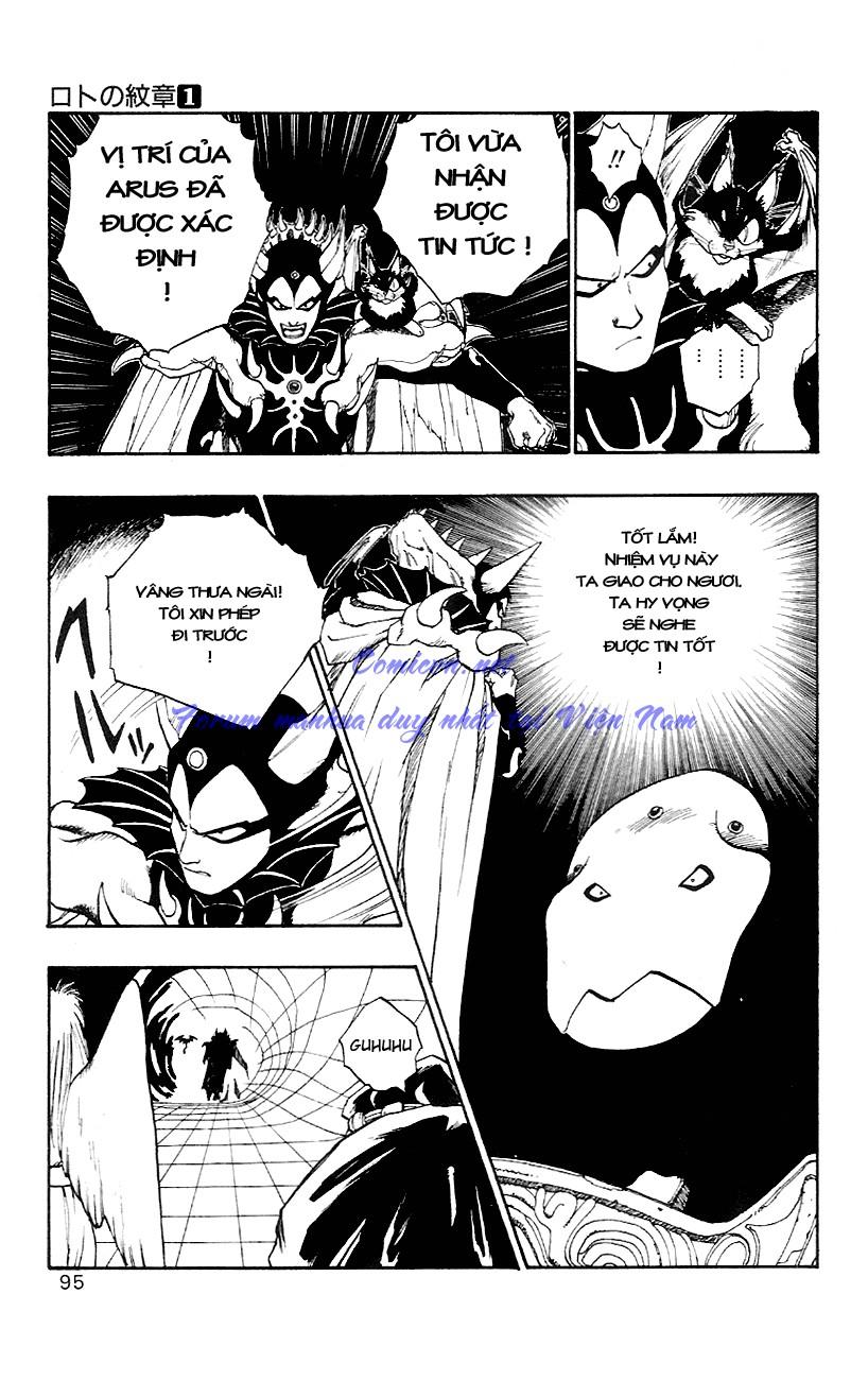 Dragon Quest: Emblem of Roto chapter 2 trang 47