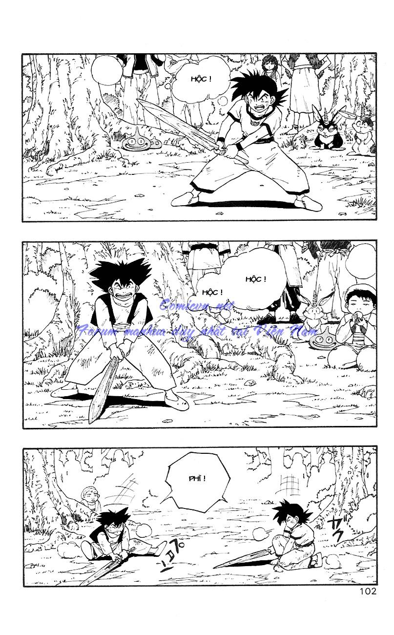 Dragon Quest: Emblem of Roto chapter 2 trang 61