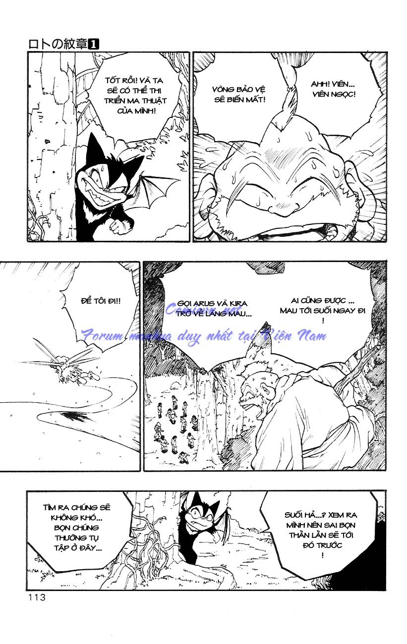 Dragon Quest: Emblem of Roto chapter 2 trang 83