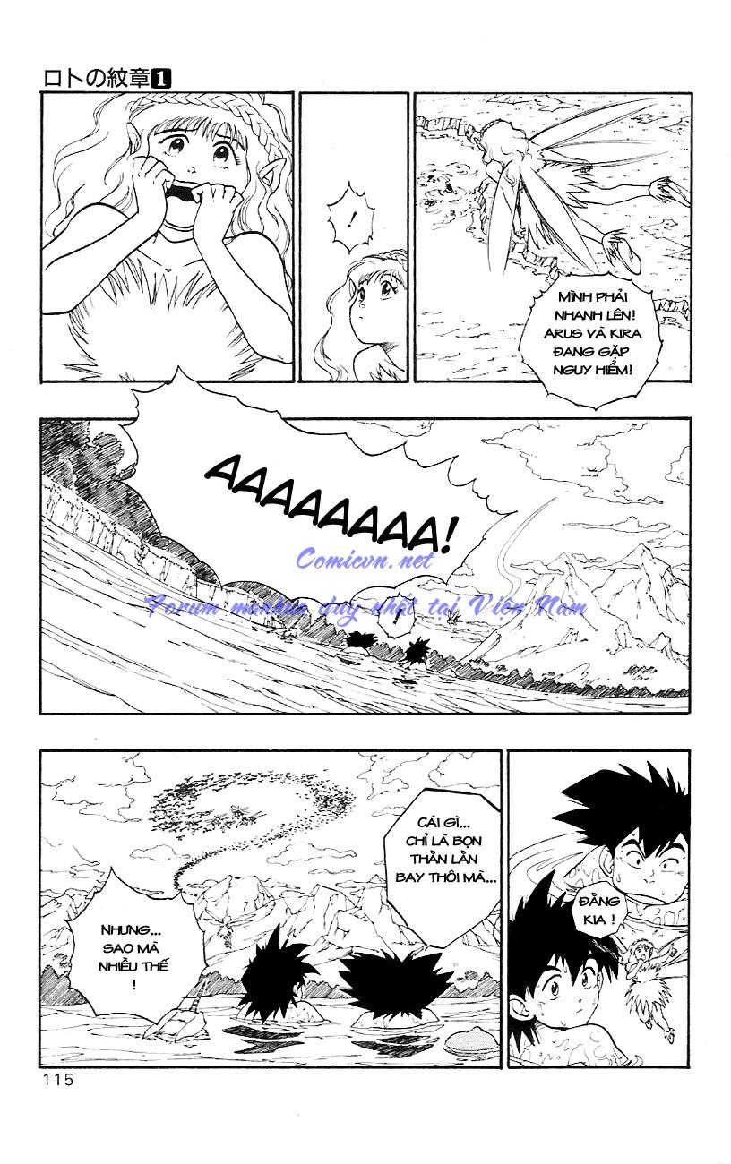 Dragon Quest: Emblem of Roto chapter 2 trang 87