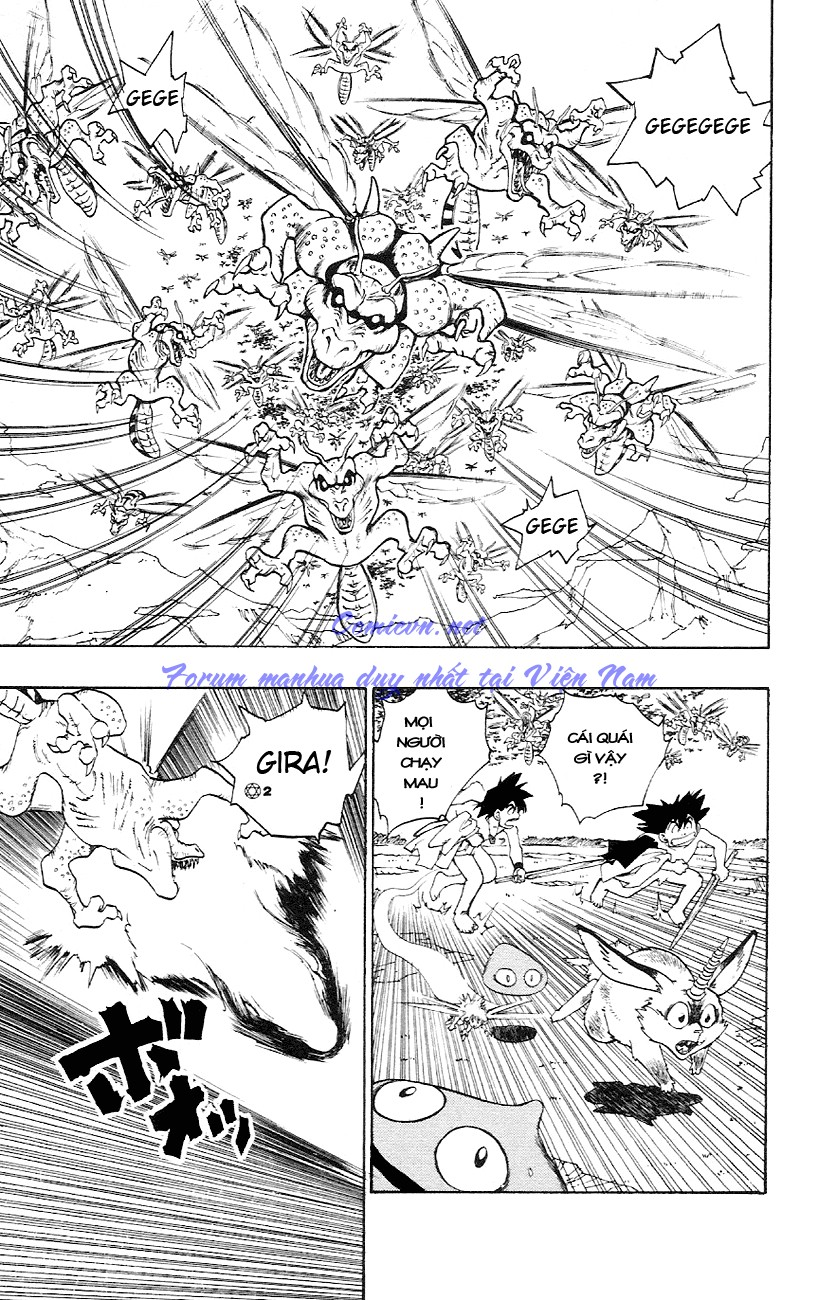 Dragon Quest: Emblem of Roto chapter 2 trang 91