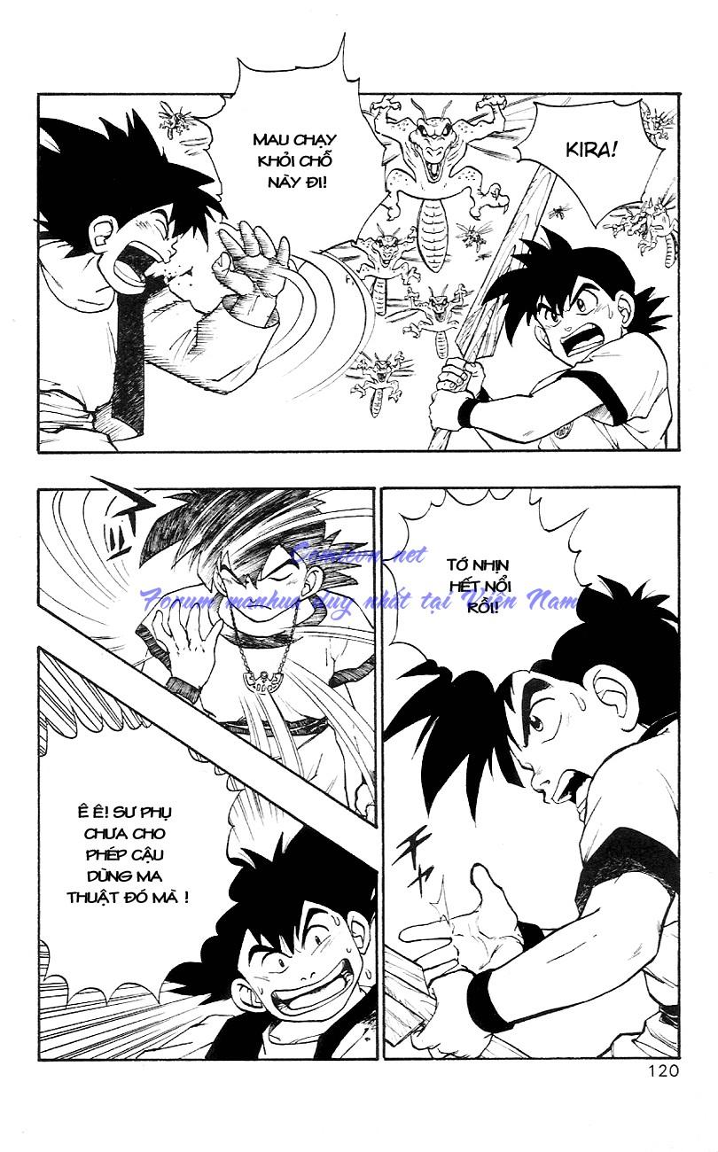 Dragon Quest: Emblem of Roto chapter 2 trang 97