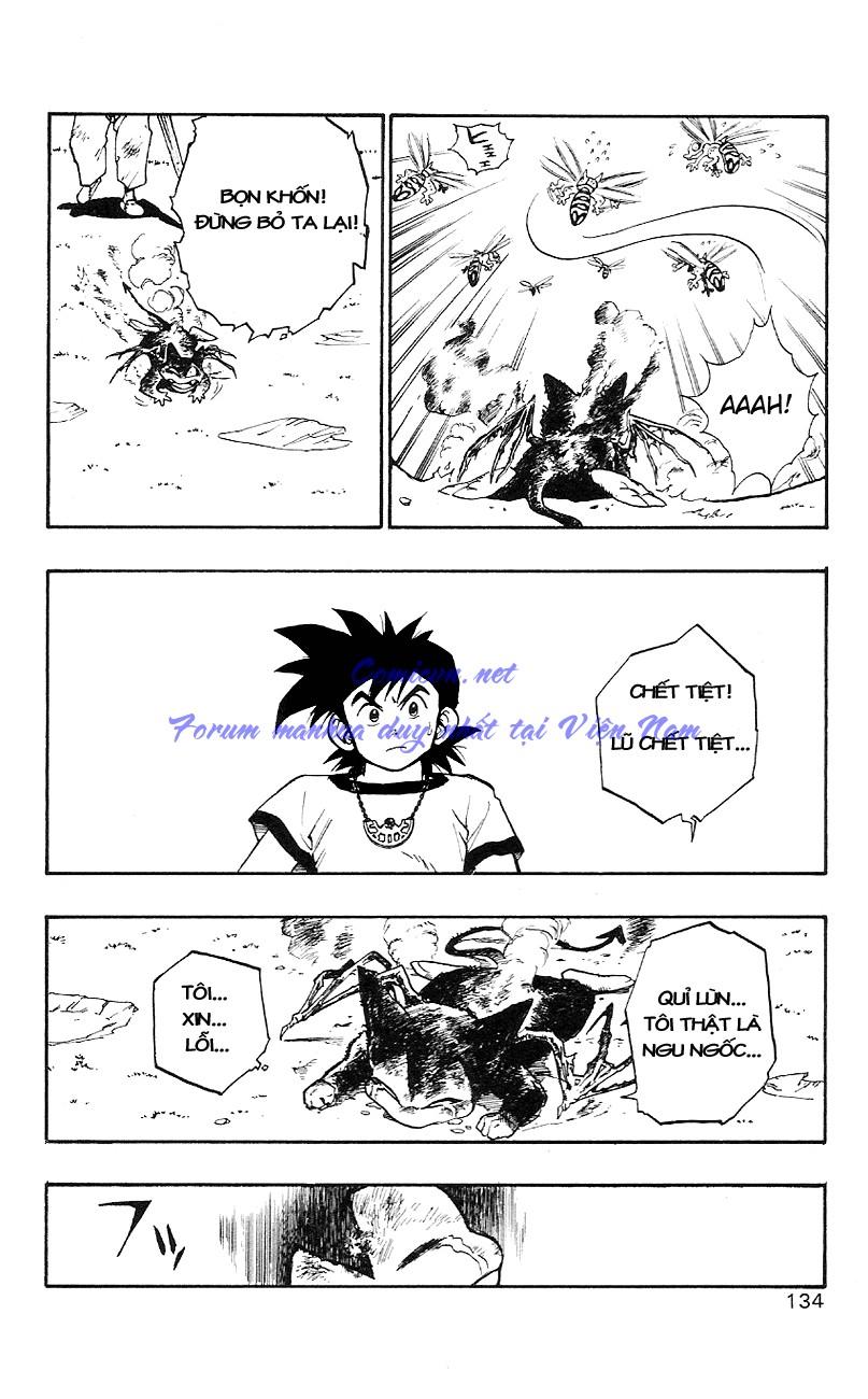 Dragon Quest: Emblem of Roto chapter 2 trang 125
