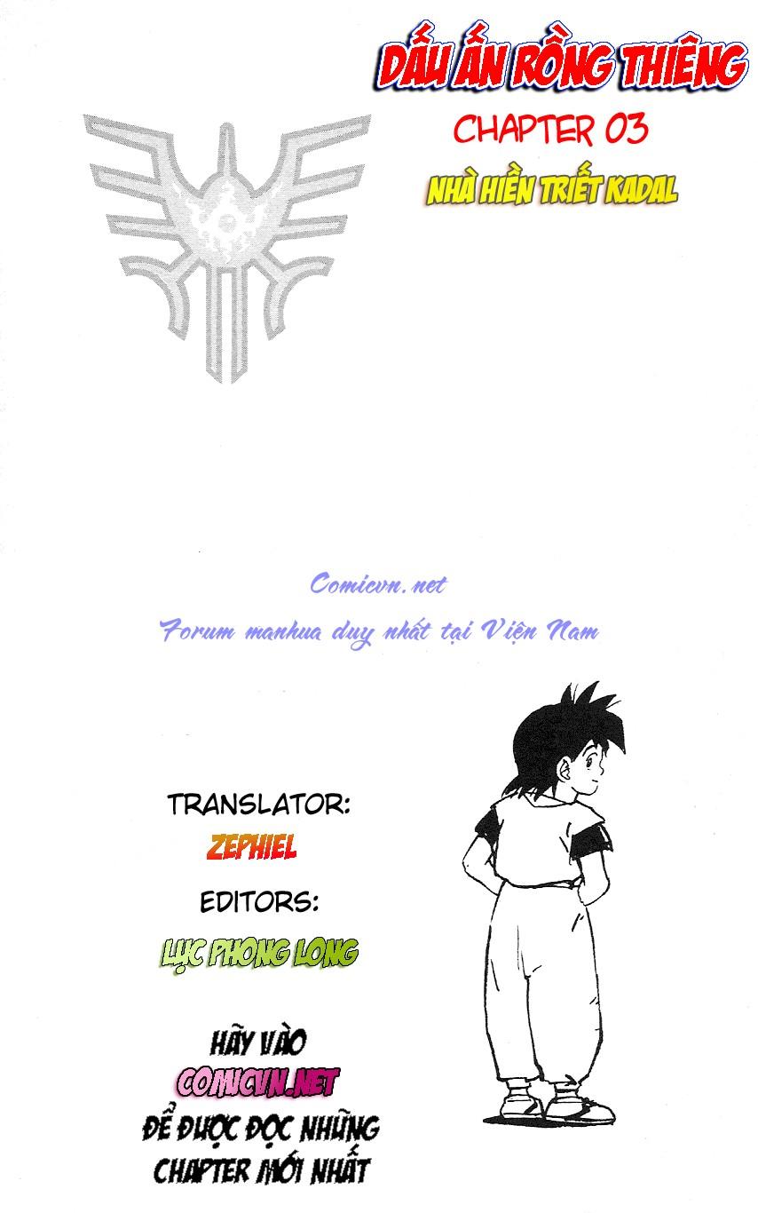 Dragon Quest: Emblem of Roto chapter 2 trang 133