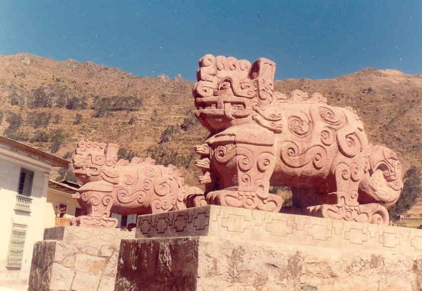 Cultura e historia de per cultura chav n for Arquitectura quechua