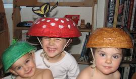 wild mushroom children unite!