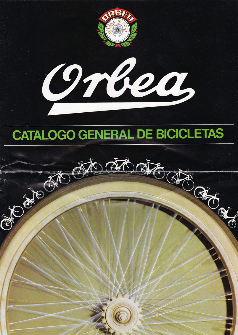 Cat logo orbea a os setenta for Modo 10 catalogo