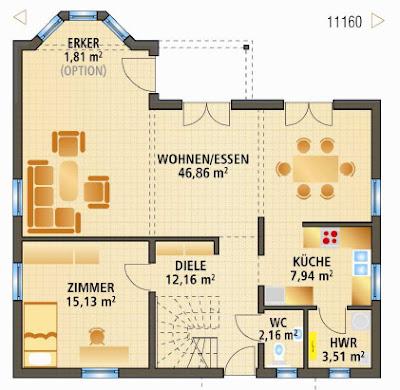 unser danwood bauprojekt details zum haus. Black Bedroom Furniture Sets. Home Design Ideas