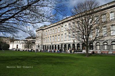 Dica de Dublin - Trinity College e Book of Keels