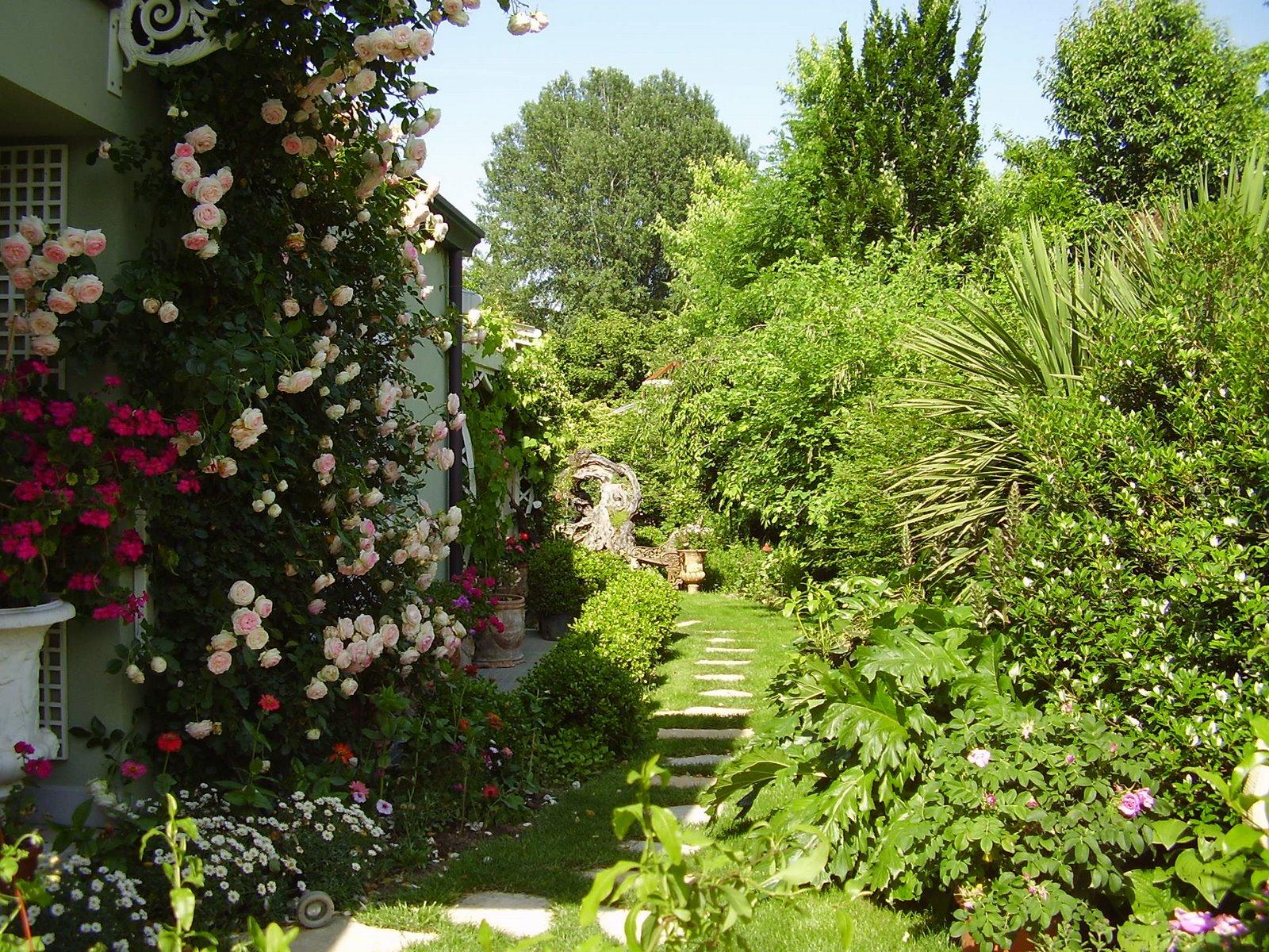 Verdiprogetti architettura del paesaggio progetto di for Architettura giardini
