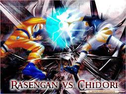 razengan vs chidori