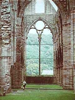 'Even so, this Welsh abbey came under the first Act of Suppression (1536) which dissolved all houses under an annual income of £200.'