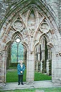 'In 1535 the net annual income of the abbey was valued at £192, which made Tintern the wealthiest abbey in Wales at this time.'