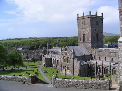 St David's Cathedral Wales