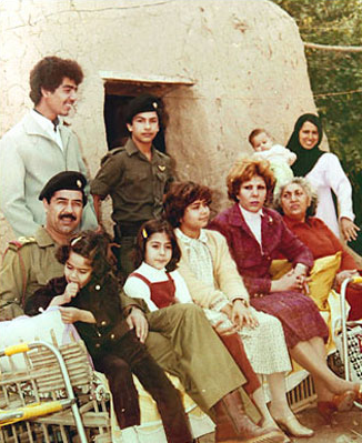 Saddam Hussien (and family) was born in a mud brick house to a family of sheep-herders in Tikrit,Iraq on April 28,1937...He grew up in the town of Al Dawr, a mud brick town on the banks of the Tigris River...What is the REAL TRUTH about this 'Iron-Man..We already understand and know of the lies and deceit of the Western Media..Remember the Kuwaitis babies having their skulls 'smashed against the walls and rocks' by Iraqis..and Hitler making soap out of prisoners bodies and shrinking heads...So what is the REAL TRUTH...For an assessment see next story by Jude Wanniski..or at http://www.wanniski.com/