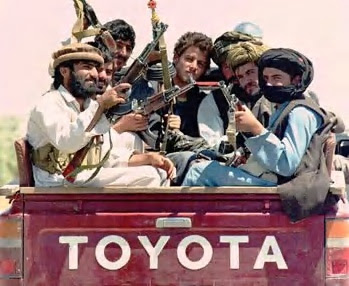 Taliban or Mujahideen..Take your pick-up