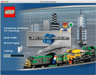 New software e books photoshop stuff wallpapers psd for Lego digital designer templates