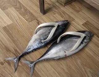weird slippers strange funny 02 - Meri taraf sey aapkey liyye