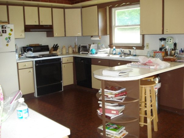 Kitchen Reveal Remodeling On A Budget Binkies And Briefcases
