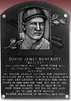DAVID JAMES BANCROFT