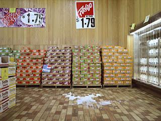 Brian Ulrich Kenosha, WI, 2003 (Spilled Milk)