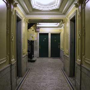 Jenny Perlin Hallway