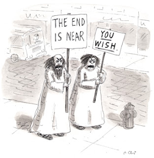 Roz Chast The End Is Near