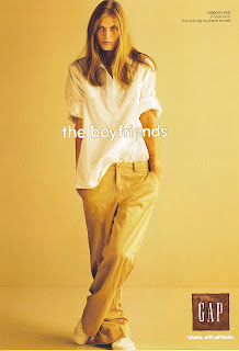 Gap Boyfriend Trouser Ad