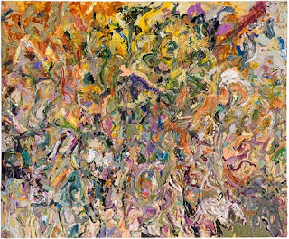 Larry Poons Lady from Augusta