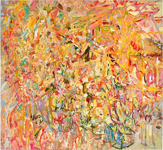 Larry Poons You Ain't Lived