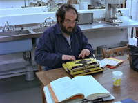 Making the Shining Stanley Kubrick