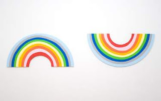 Cary Leibowitz Sad Rainbow, Happy Rainbow