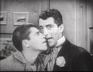 Jerry Lewis and Dean Martin Colgate Comedy Hour