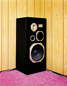Takashi Yasumura Loud Speaker photograph