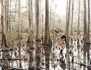 Justine Kurland Wild Palms painting