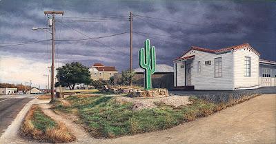 Patrick Faulhaber Neon Cactus