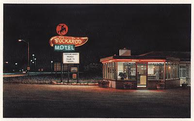Patrick Faulhaber Buckaroo Motel