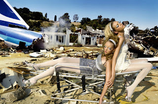 David LaChapelle What Was Paradise Is Now Hell