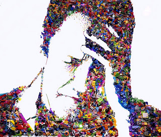 Vik Muniz Self-Portrait