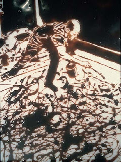 Vik Muniz Action Photo, After Hans Namuth