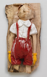 JIM DINE My Angel