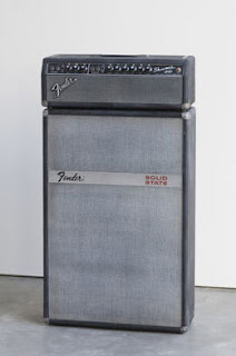 KAZ OSHIRO Fender Amp and Stereo Cabinet