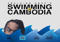 Swimming to Cambodia DVD menu