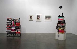 YURI MASNYJ The Night's Still Young installation view