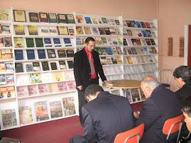 Inauguración Librería Voz que Clama