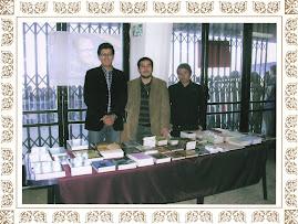 Stand Desfile de Iglesias Evangélicas Talcahuano 2006